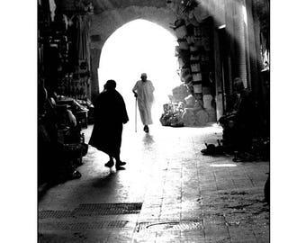 Morocco, The Souk