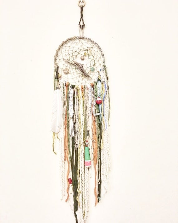 Fishing inspired Dreamcatcher