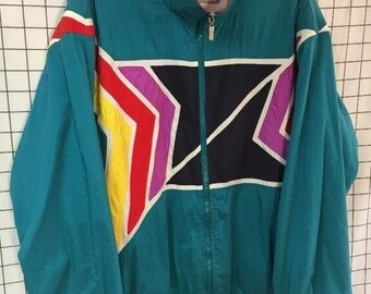 Vintage Head Tennis Jacket Size Large