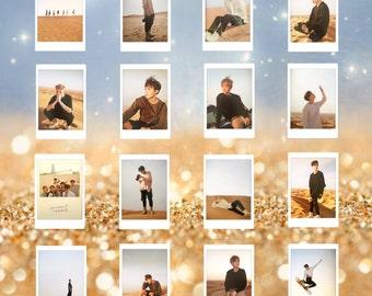 BTS X DUBAI DESERT | 방탄소년단 Instax Summer Polaroid Photo Card Pack