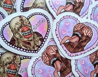 Resident Evil Vinyl Sticker Pack