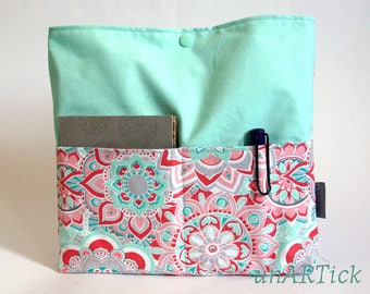 Planner Pocket great for Filofax A5, protective bag, Planner cover