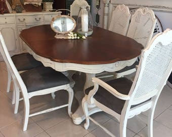 Clarissa Dining Set