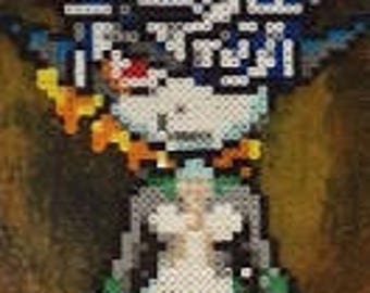 Twighlight Princess inspired Midna