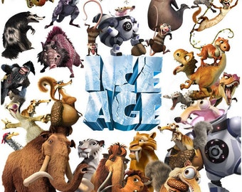 Ice Age clipart