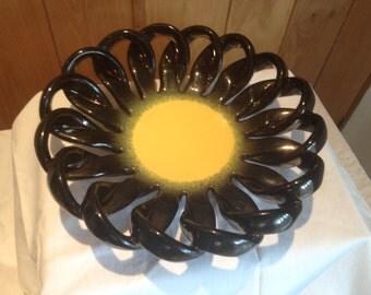 Hand made French Retro Ceramic Fruit Bowl