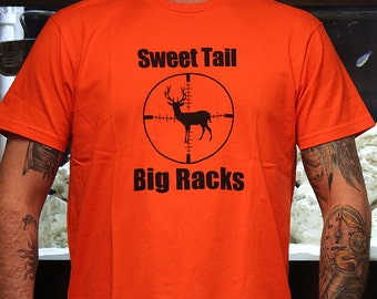 Sweet Tail, Big Racks T-Shirt