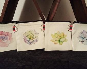 Succulent Bag