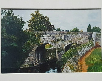 Packhorse Bridge, Milltown, Dublin, River Dodder, Dublin