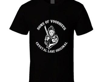 Sons Of Voorhees Tee T Shirt
