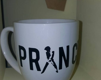 Prince coffee cup