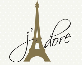 Love svg, Eiffel Tower svg file, Teen T-shirt SVG, Paris svg, Commercial cut file, DXF cut file, vinyl SVG file, wall decal file