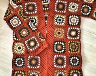 Stylish Cardigan Winter Autumn Cardigan Knitted Cardigan