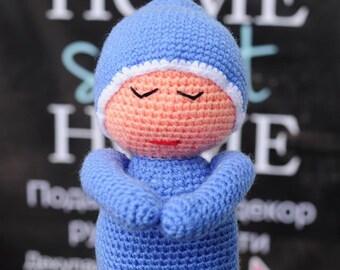 Sonia. Bobblehead, baby, toy, stroller