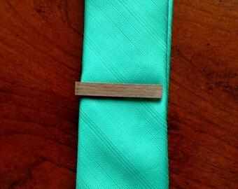 Ipe Tie Bar, Handmade