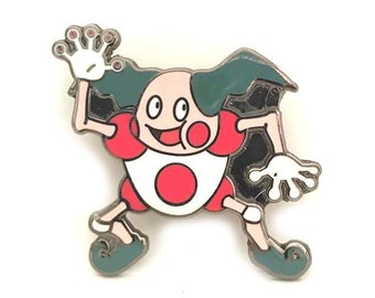 Mr. Mime Lapel Pin