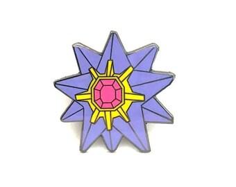 Starmie Lapel Pin