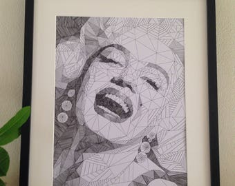 Print Marylin Monroe **SALE**40%
