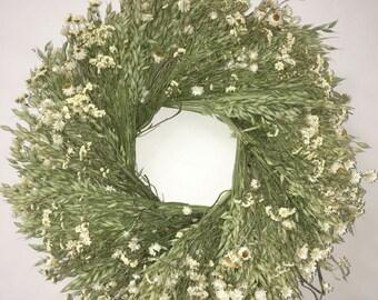Dried Wild Wreath