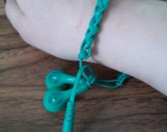 Earbud Bracelet