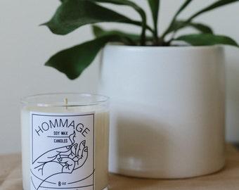 Hammock Trail Soy Wax Candle