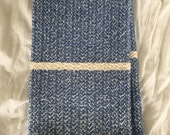 Handwoven Cotton Kitchen Towels (reserved for Ali)