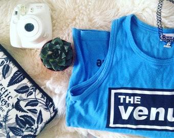 Vintage The Venue top 90s top