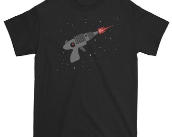 Men's PEW PEW T-shirt Black