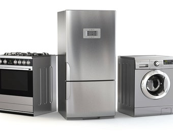 sales and repair of appliances washing machine fridge cookers hobs delivery installatio