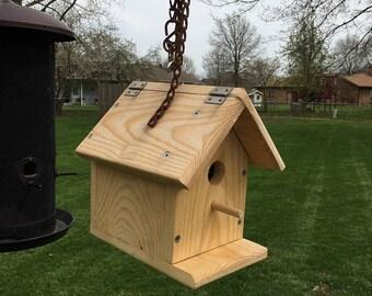 Birdhouse, Easy cleaning birdhouse
