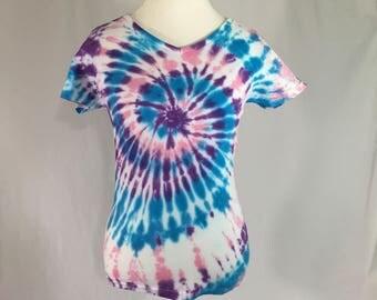 10.00 SALE!!!! Spiral tie dye