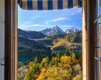 Room with a view, Germany