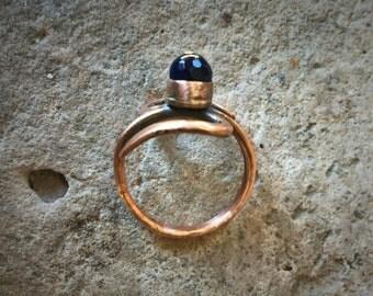 Copper & Colbalt Agate