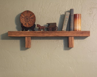 Old Corral Shelf with Legs