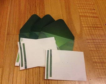 Plant Inspired Envelopes and Cards