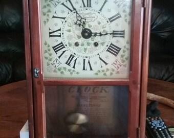 New England mantel clock