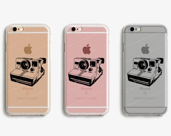 Polaroid iPhone 7 Case Clear iPhone 6 Case Clear iPhone 6 Plus Case Clear iPhone 7 Plus Case Clear iPhone Case Clear