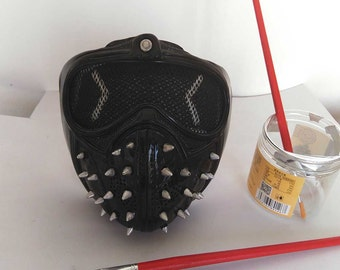 Wrench Mask WD 2 Watch Dogs Cosplay Accessories Hademade