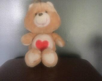 Original Tenderheart Care bear 1983