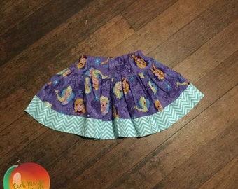 Frozen Twirly Skirt ~ Size 5