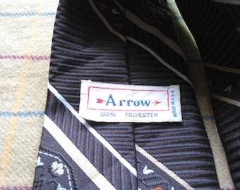 Vintage Arrow Necktie Arrow Tie Made in USA