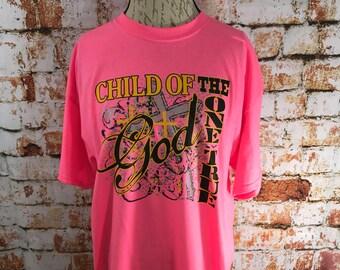 Child of God T Shirt