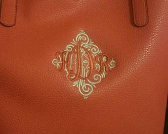 Medium Customized Tote Bag