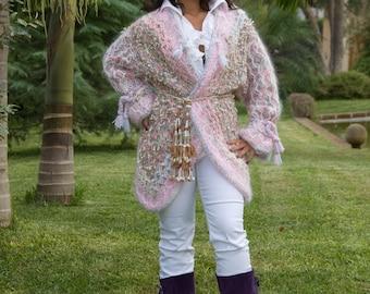 Handmade Italian Mohair Sweater