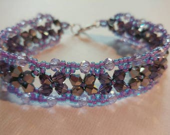 Purple Fantasia Bracelet