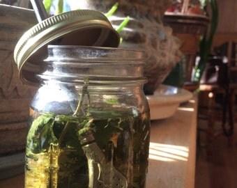 Loose leaf Tea Jars