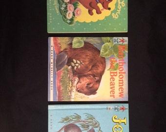 Vintage Children's Books Tip-Top Elf Books