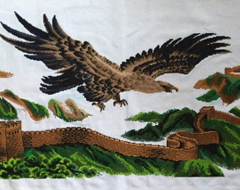 Handmade Chinese Embroidery: Carry Out Great Plan