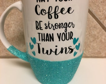 Twin Mom Coffee Mug