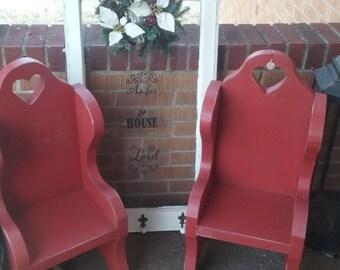 Kids time out chairs, plant holdeps, porch & fire place decor PICK UP Cincinnati